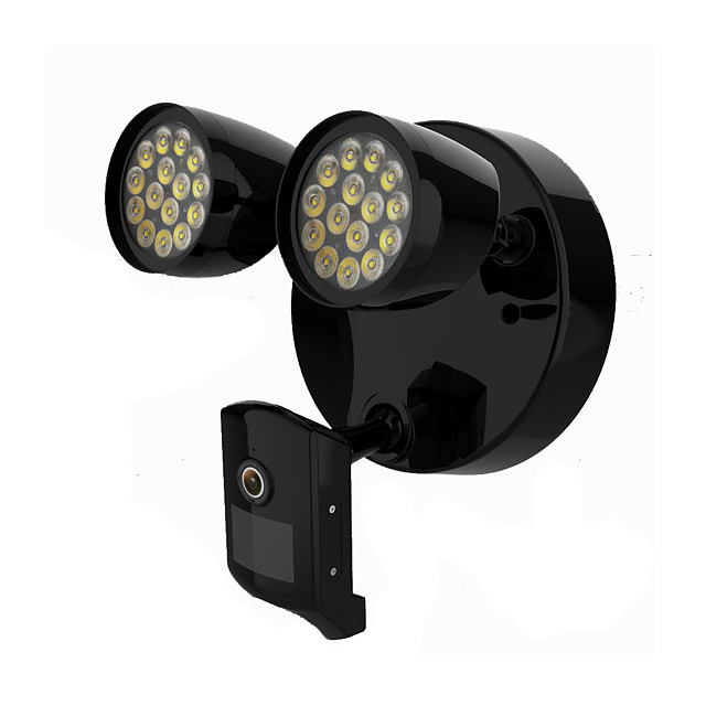 Floodlight Camera Wireless HD Outdoor Security Cameras for Home Security System with Motion Sensor Night Vision