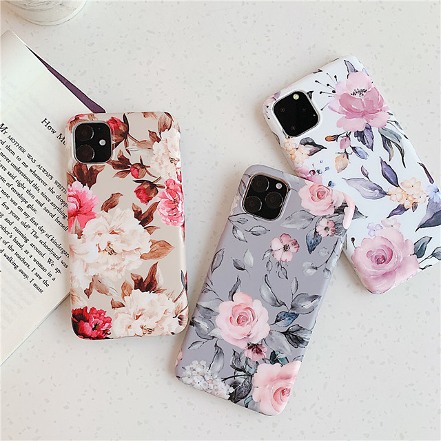 For Apple iPhone 6/6s/6S Plus/7/8/Plus/8 Plus/iPhone X/iPhone X/iPhone XR/iPhone XR/iPhone XMax/iPhone 11 IPhone 11 Professional Max Largest Shock-Proof Solid Crush Phone Case TPU