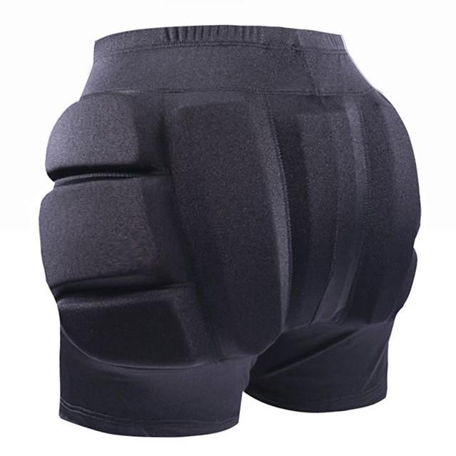 Kratke hlače sa zaštitom od udarca za Skijanje / Klizati se / Rolanje Muškarci / Žene Ovlaživanje / Otporno na trešnju / Protection Spandex / Tactel 1 komad Crn / purpurna boja / Fuksija