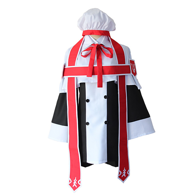 Inspired by Black Butler Cosplay Anime Cosplay Costumes Japanese Cosplay Suits Top Shawl Shorts For Men's Women's / Hat / Rope
