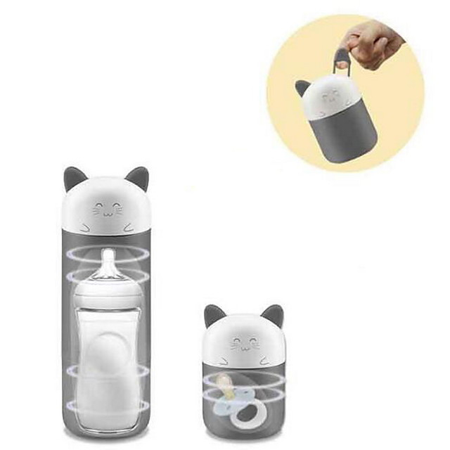 kannettava matkailuvauvan syöttöpullo lämpimämpi laukku lämmitetty kannen lämmitin&sterilointilaitteet