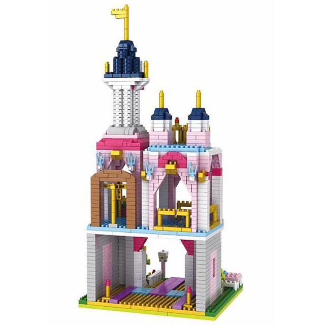 Building Blocks 1500+ Architecture compatible Legoing Simulation All Toy Gift / Kid's