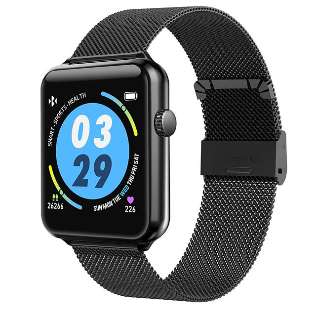 A10 Smart Watch Men IP68 Waterproof 1.3-inch Full-Touch Screen Display Heart Rate Blood Pressure Watch Smart fitness Bracelets