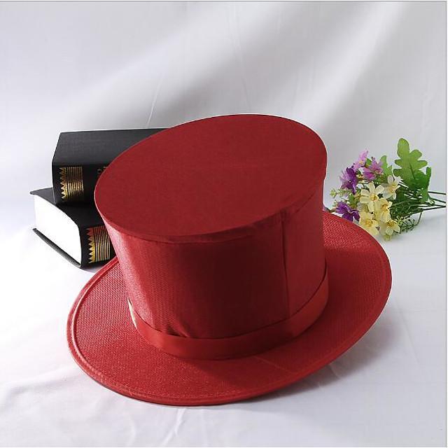 Hat Net / Wool Felt Hats / Headdress with Cap 1 Piece Daily Wear / Office & Career Headpiece