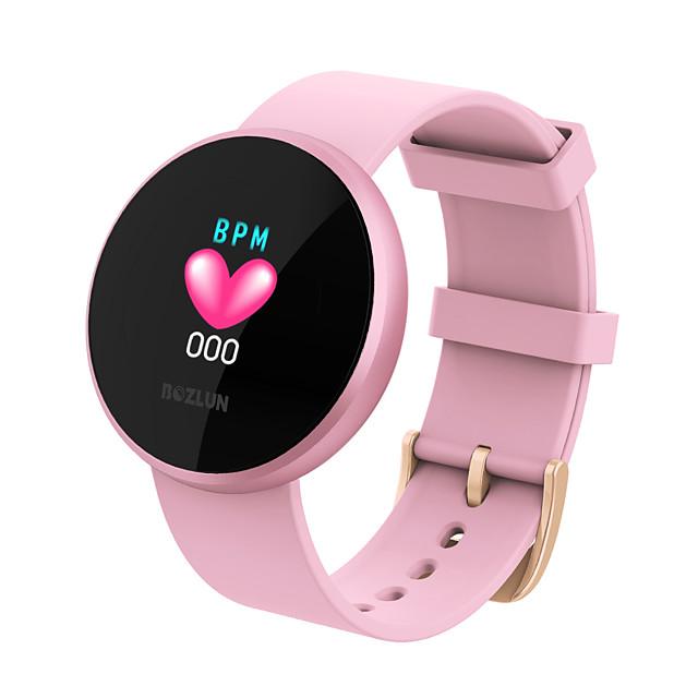 JSBP B36 Men Women Smart Bracelet Smartwatch Android iOS Bluetooth Waterproof Touch Screen Heart Rate Monitor Blood Pressure Measurement Sports ECGPPG Timer Stopwatch Pedometer Call Reminder