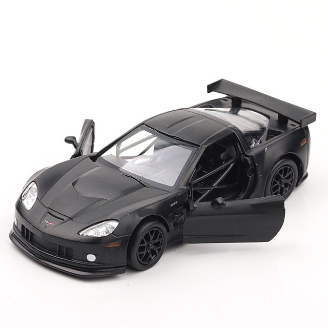 1:36 Toy Car Vehicles Car Race Car F1 car Race Car Office Desk Toys Cool Exquisite Zinc Alloy Rubber Mini Car Vehicles Toys for Party Favor or Kids Birthday Gift / Kid's