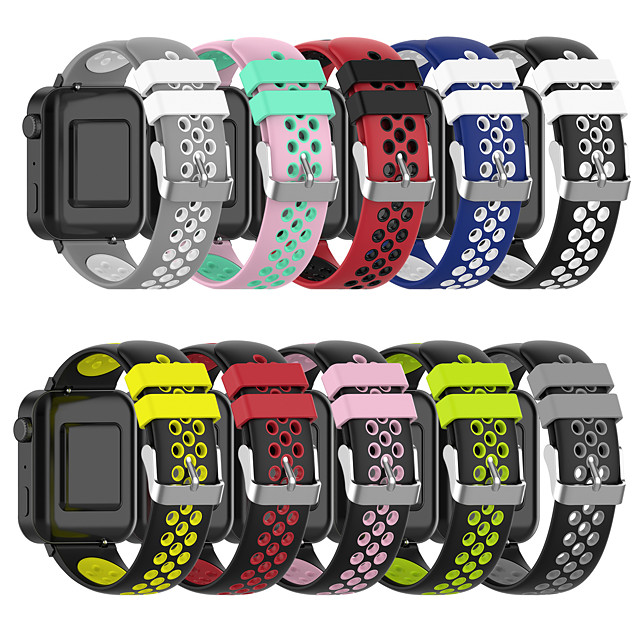 Watch Band for Mi Smartwatch Xiaomi Modern Buckle Silicone Wrist Strap