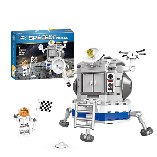 Building Blocks 236 pcs compatible Legoing Simulation All Toy Gift / Kid's
