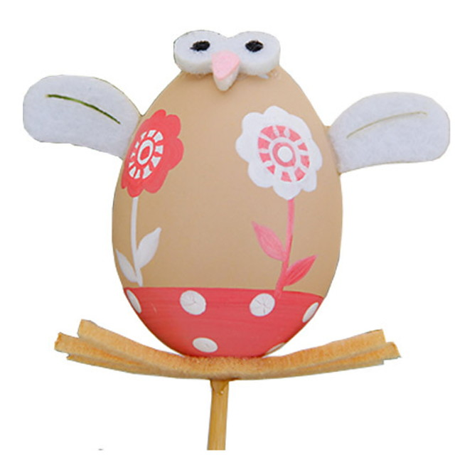 Happy Easter bunny egg Holiday Decorations set