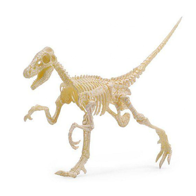Dinosaur Fossil Model Toy Dragons New Design Exquisite Hand-made ABS Resin 1 pcs Adults Children's All Toy Gift