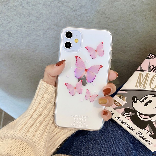 Case For Apple iPhone 11 Pro / iPhone 11 Pro Max / iPhone XS Pattern Back Cover Cartoon TPU