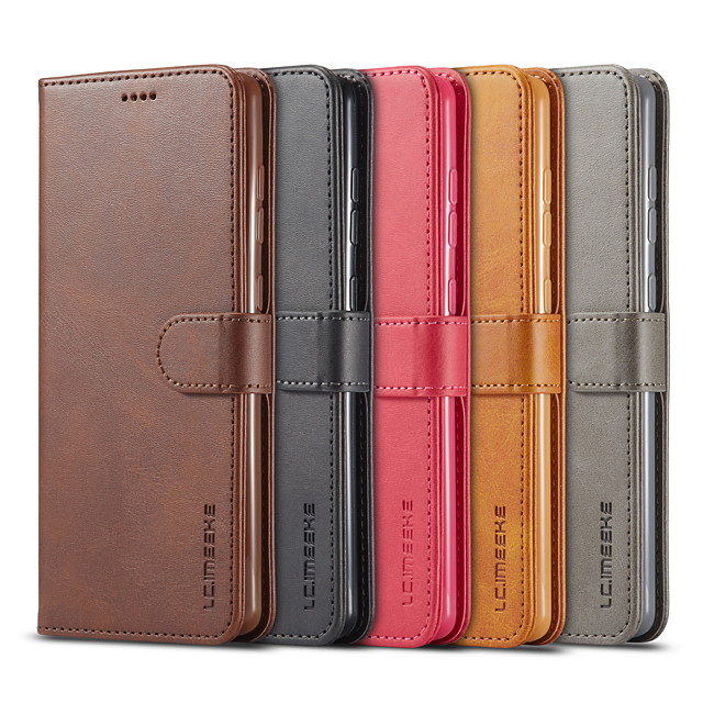 Leather Flip Stand Magnetic Wallet Phone Case for Samsung Galaxy A51 A71 A81 A91 A10 A20 A30 A40 A50 A60 A70 A70S A50S A40S A30S A20E A7 2018 A9 2018 M10 M20 M30