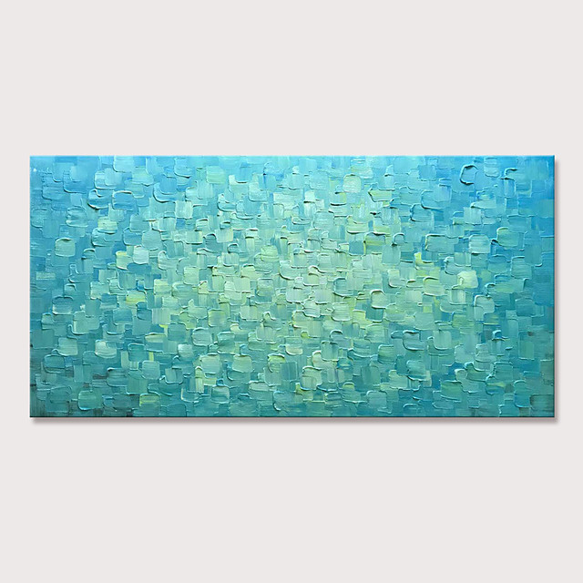 Mintura Hand Painted Knife Color Piece Oil Paintings on Canvas Modern Abstract Wall Picture Art Posters For Home Decoration Ready To Hang