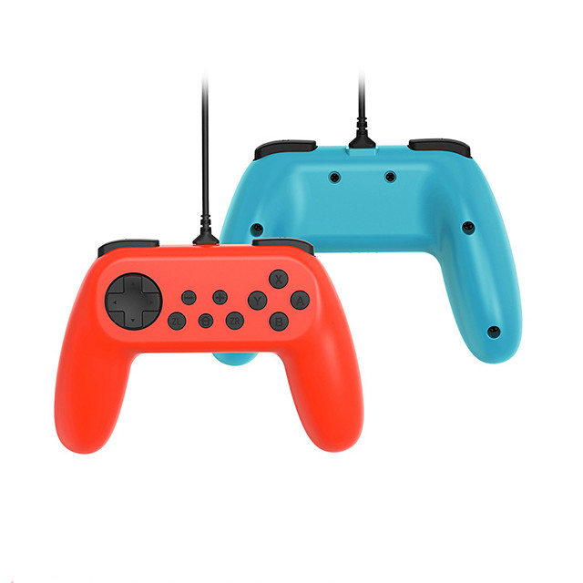Wired Game Controllers For Nintendo Switch ,  Game Controllers ABS 2 pcs unit