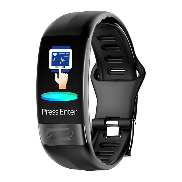 P11 Men Women Smart Bracelet Smartwatch Android iOS Bluetooth Sports Calories Burned Smart ECG HRV Pedometer Call Reminder Sleep Tracker Sedentary Reminder