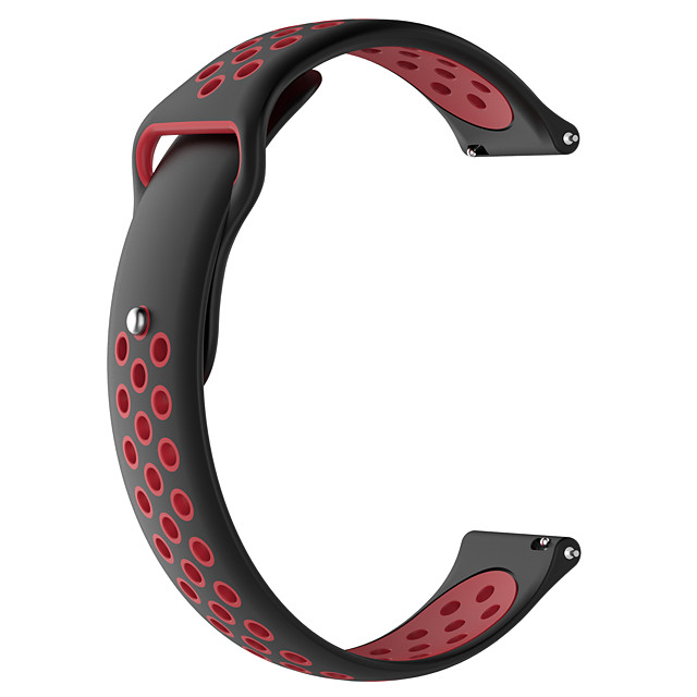 Watch Band for Huami Amazfit Bip Younth Watch Xiaomi Modern Buckle Silicone Wrist Strap