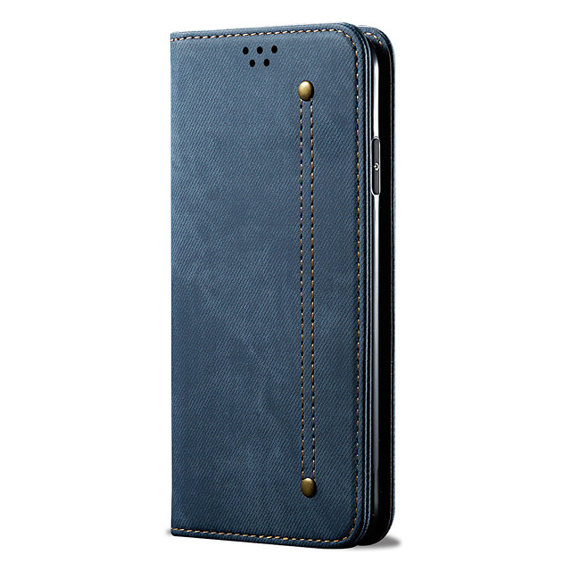 Case For OPPO OPPO Reno2 / OPPO A9 / oppo A9 2020 Shockproof Full Body Cases Solid Colored PU Leather