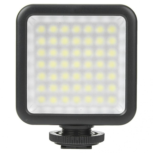 New 5.5W DC3V 6000K LED Photograph Light Video Lamp Camera Fill Lights for DSLR Camera Light Video Lamp 1pc