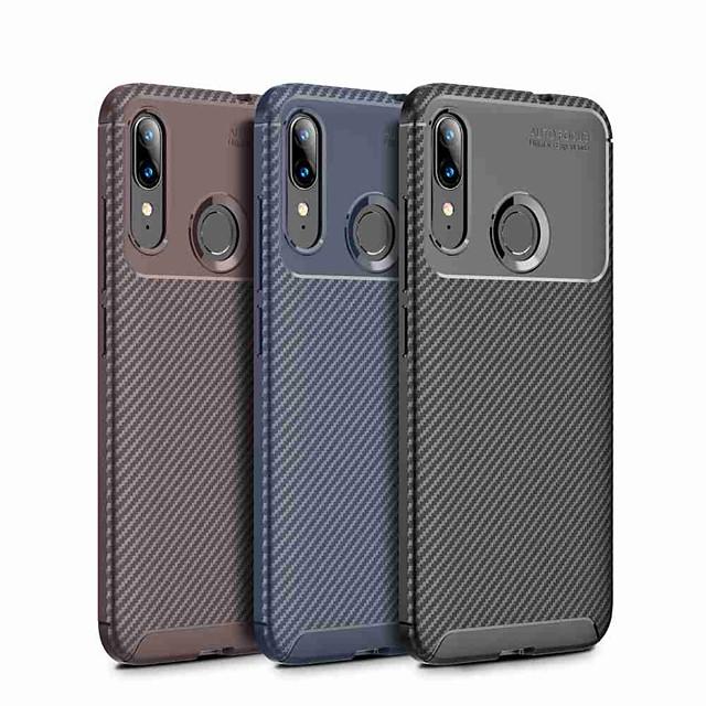 Case For Motorola MOTO E6 / Moto E6 Play / Moto E6 Plus Shockproof Back Cover Solid Colored TPU for Moto G8 Plus / Moto G8 Play / G7 / G7 Play / G7 Power