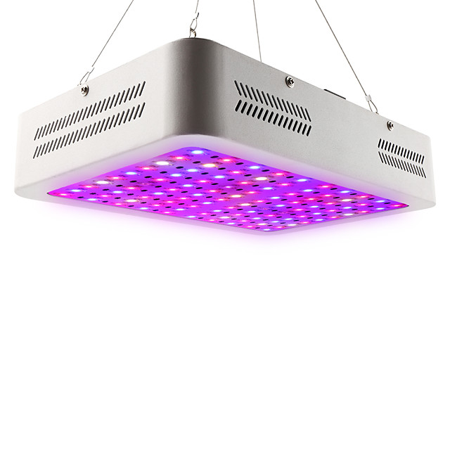 1pc 80 W 10115.7 lm 100 LED Beads Cute Full Spectrum Easy Install Growing Light Fixture Red 85-265 V Vegetable Greenhouse