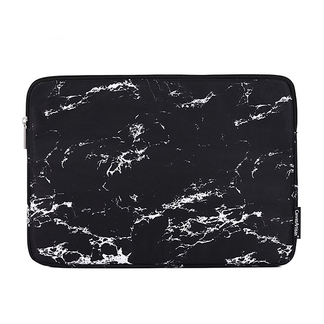 13.3 14.1 15.6 inch Universal Marbling Water-resistant Shock Proof Laptop Sleeve Case Bag for Macbook/Surface/Xiaomi/HP/Dell/Samsung/Sony Etc