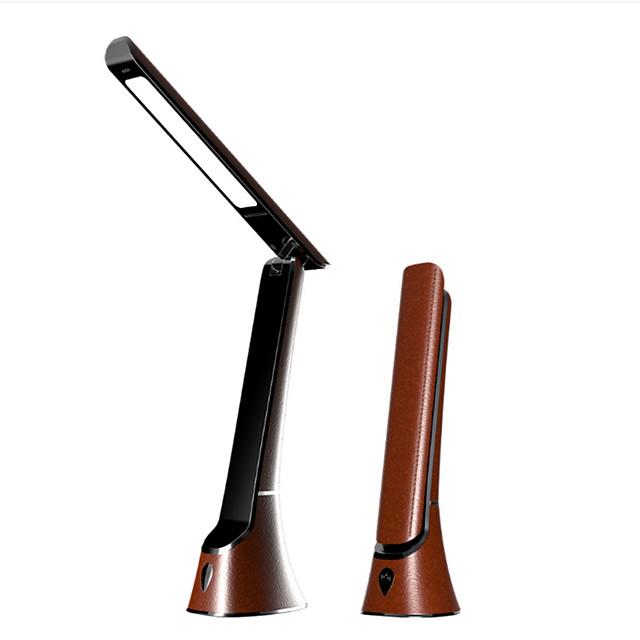 Desk Lamp Eye Protection / LED Modern Contemporary USB Powered For Bedroom / Study Room / Office <36V Wood / White / Black