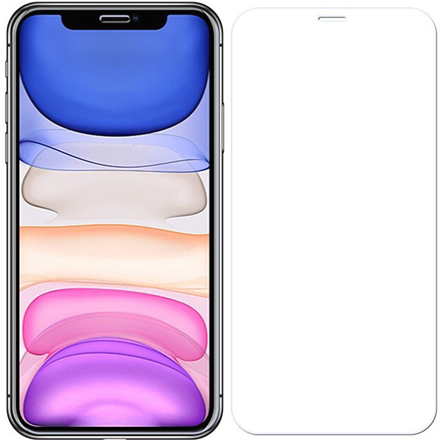 9H Tempered Glass for iPhone 11  Screen Protector for iPhone 11 Glass Screen Protection Full Cover