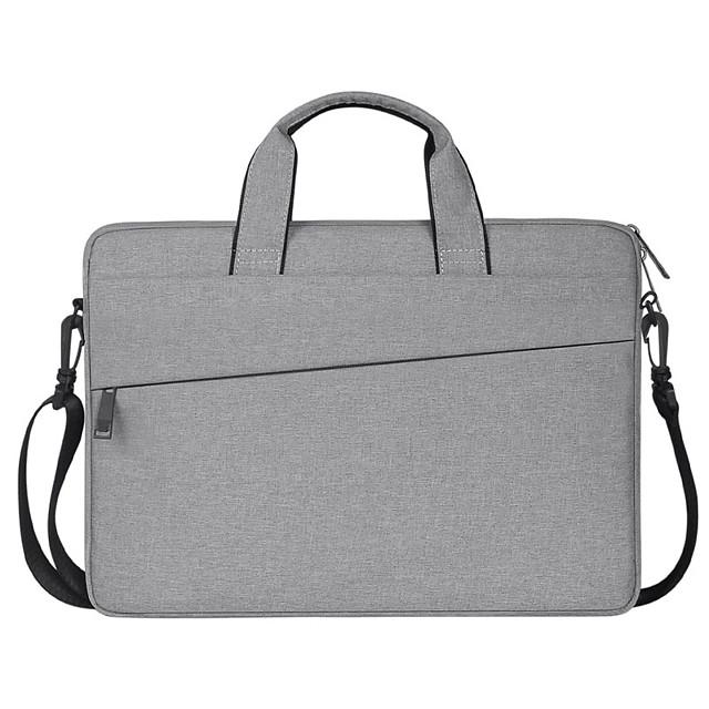 13.3 Inch Laptop / 14 Inch Laptop / 15.6 Inch Laptop Shoulder Messenger Bag / Briefcase Handbags Textured / Cities Unisex Waterpoof Shock Proof