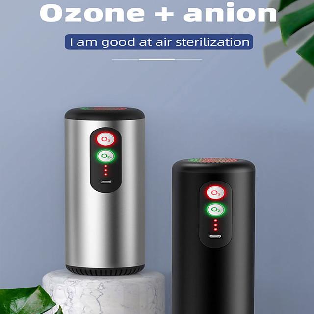 Car Air Purifier car negative ion sterilization formaldehyde odor removal