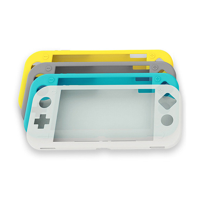 New nintendo switch lite silicone protective case mini soft rubber protective shell game accessories