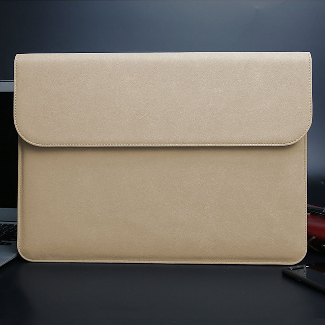 1Pc Pu Notebook Inner Case/Apple Laptop Bags /Frosted PU/MacBook Private Package