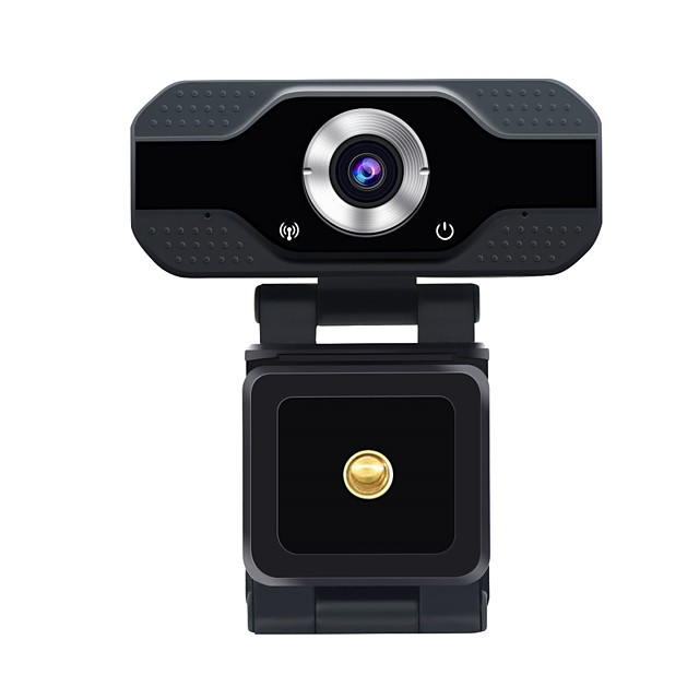 ESCAM PVR006 HD 1080P Webcam 2 mp USB2.0 Web Camera Wide Compatibility Auto Focus Computer Laptop Webcams Camera  90° Degree Wide Angle Business Conference Webcam With Noise Reduction Microphone