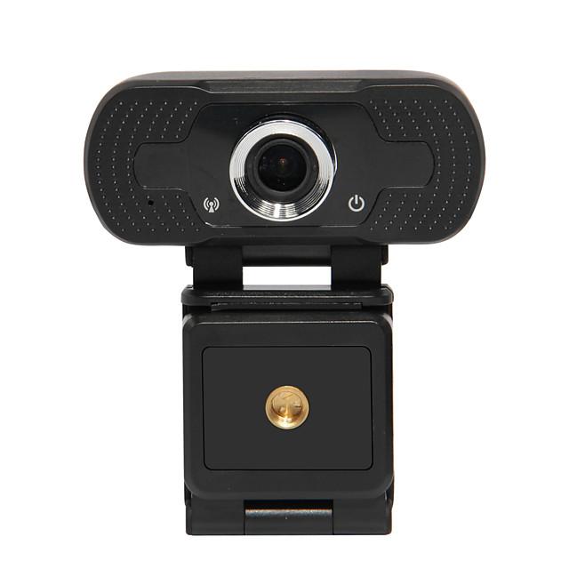 USB HD Webcam Digital Video Web Cam Camera Microphone Clip Manual Adjustable Webcam for Computer PC Laptop Desktop INQMEGA