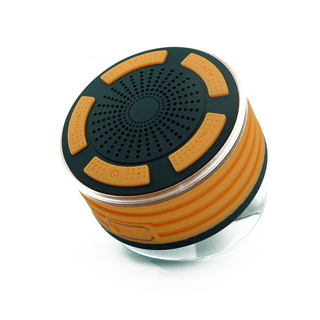 IP67 Waterproof Bluetooth Speaker Powerful Bluetooth Speaker Portable Column Wireless Bluetooth for PC Computer Smartphone With MIC