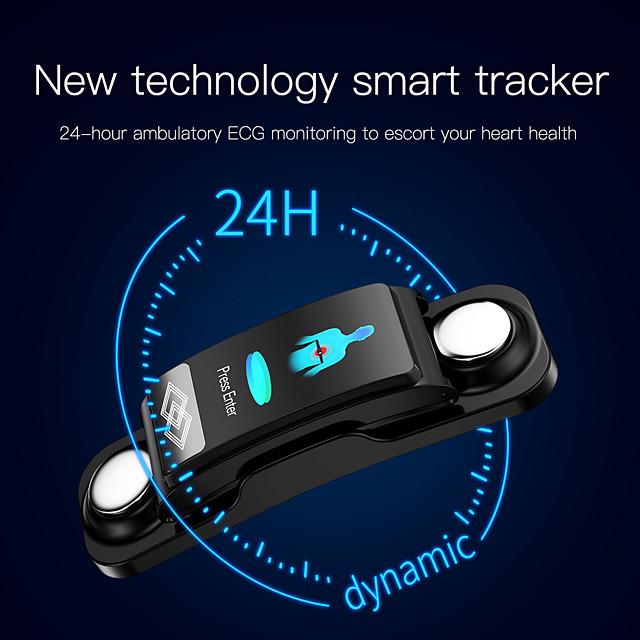 New HP10 Smart Bracelet 24-hour Dynamic ECG Health Blood Pressure and Blood Oxygen Sports Watch
