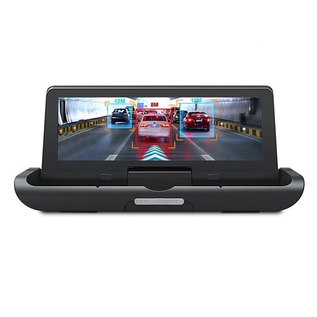 JUNSUN Junsun E95P Android 8.1 Car MP4 Player / Lettore MP3 per auto / Navigatore GPS per auto Schermo touch / GPS / Bluetooth integrato per Universali MicroUSB / Bluetooth Supporto MPEG / AVI / MPG