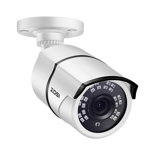ZOSI PoE CCTV ip Surveillance camera 5MP H.265 HD Outdoor Waterproof Infrared 30m Night Vision Security Video Surveillance for ZOSI 5MP POE NVR Kit