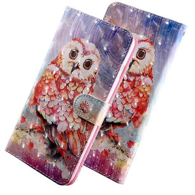 Case For Samsung Galaxy A50/Galaxy A50s /Galaxy A30s Wallet / Card Holder / with Stand Full Body Cases Animal PU Leather For Galaxy A01/A21/A81/A91/A70E/A51/A71/M30S/A70S