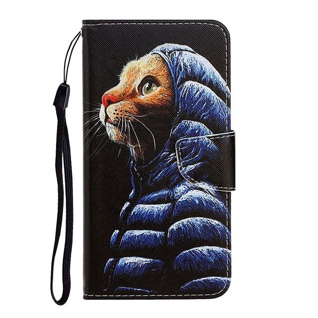 Case For Samsung Galaxy S20 Plus / S20 Ultra / S20 Wallet / Card Holder / with Stand Full Body Cases PU Leather