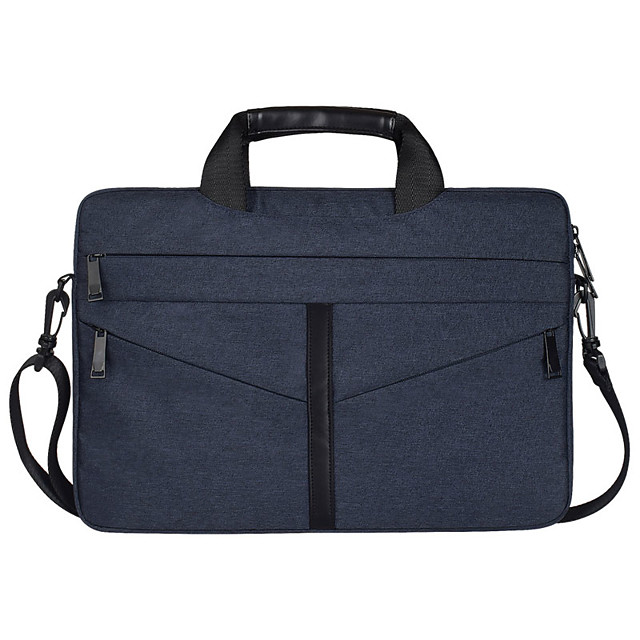 1Pc Portable Computer Bag/Notebook One Shoulder/Felt Liner/13.3 Apple Mac 15.6