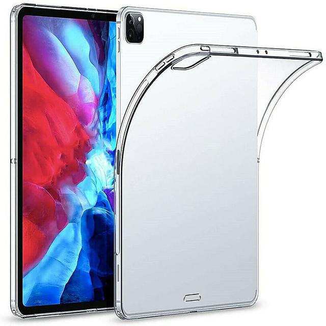 Case For Apple iPad Pro 11''2020 / iPad 10.2''(2019) / iPad Pro 10.5 Ultra-thin Back Cover Solid Colored TPU / iPad 10.5'' / iPad Pro 11'' / iPad Pro 9.7''
