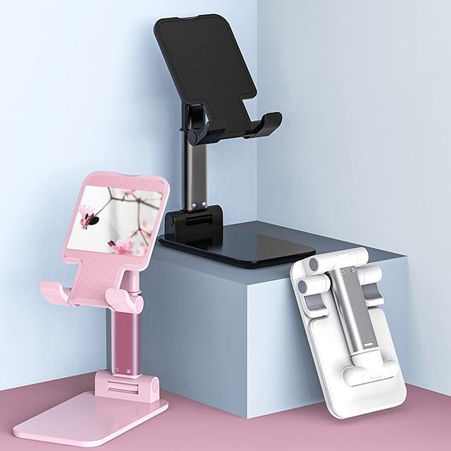 VESKYS Holder Bed / Desk Mount Stand Holder Foldable / Adjustable Stand Adjustable Stand Aluminum Alloy / ABS
