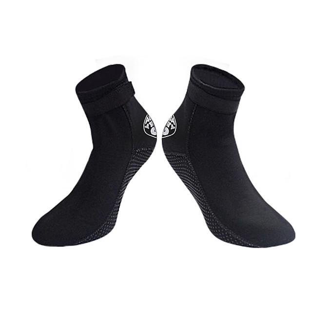 HISEA® Women's Men's Neoprene Socks Patchwork Neoprene Anti-Slip Quick Dry Diving Surfing Snorkeling Scuba - for Adults