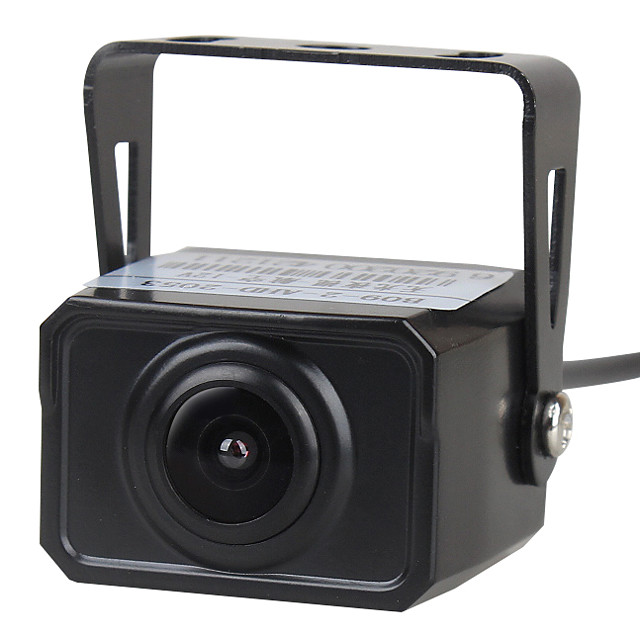 ZIQIAO 1920 x 1080 CCD Wired 170 Degree Rear View Camera Waterproof / Plug and play / AHD for Car / Bus / Truck