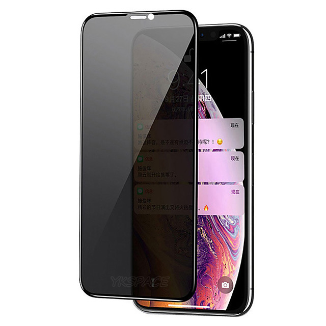 iPhone SE 2020 Screen Protector 7/8 Plus iPhone 11 Pro Max Screen Protector iPhone X XR Xs Max Privacy Tempered Glass
