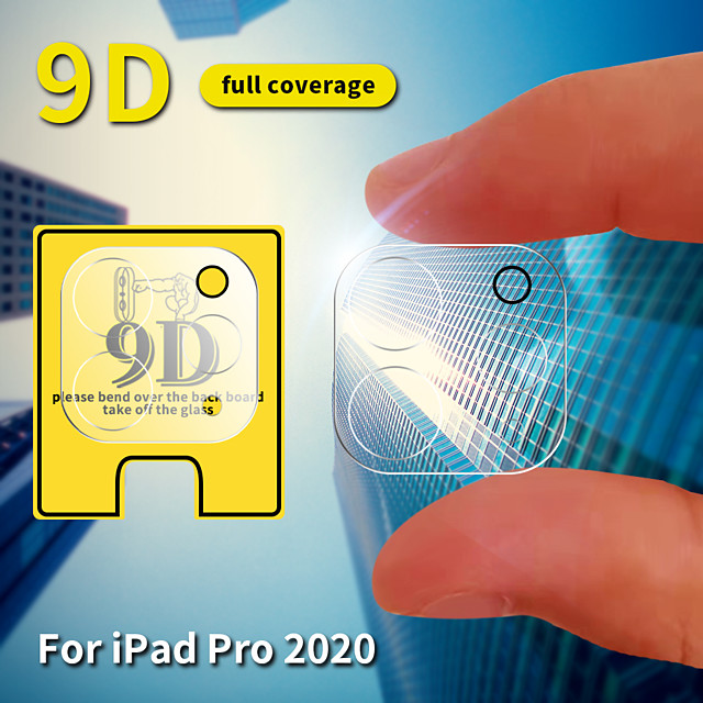 AppleScreen ProtectorIpad Pro 11''2020 Scratch Proof Camera Lens Protector 1 pc Tempered Glass