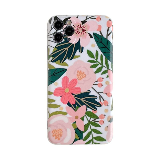 Case For Apple iPhone 11 / iPhone 11 Pro / iPhone 11 Pro Max with Stand / IMD / Ultra-thin Back Cover Animal / Cartoon TPU