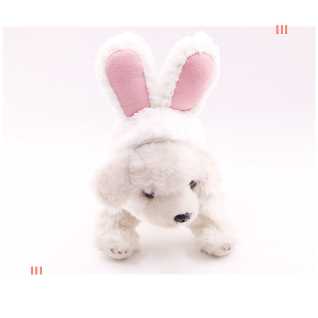Dog Cat Hair Accessories Casual / Daily Other Plush White