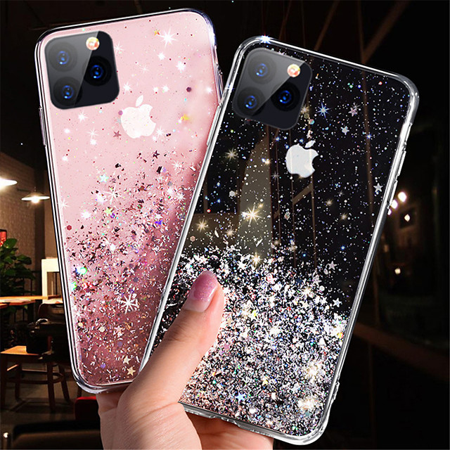 Glitter Bling Sequins Case for iPhone SE 2020 11 11 Pro 11 Pro Max XS X XR XS Max 8 8 Plus 7 7 Plus