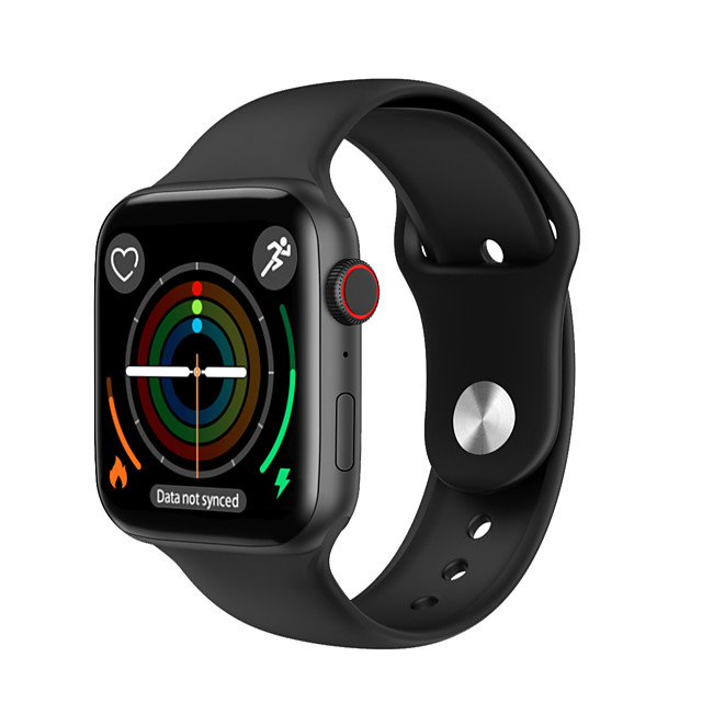 K90 Men Women Smartwatch Bluetooth Call Touch Screen Heart Rate Monitor Blood Pressure Measurement Calories Burned Pedometer Call Reminder Smart Watch for Apple/ Samsung/ Android Phones